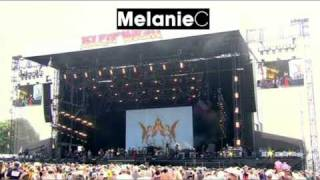Melanie C - 10 I Turn To You - Live at the Isle of Wight Festival 2007 (HQ)