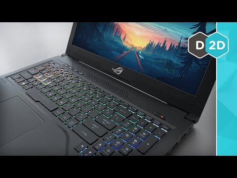 This Gaming Laptop Has The Best Screen For $1000!