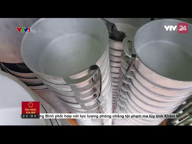 Thị trường phân phối Xoong nồi kém chất lượng làm từ nhôm phế thải - Tin Tức VTV24