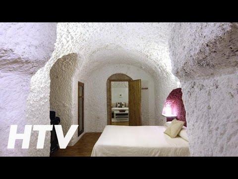 Hotel Casas Cueva La Tala en Guadix
