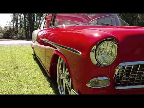 Video of '55 Bel Air - L6M8