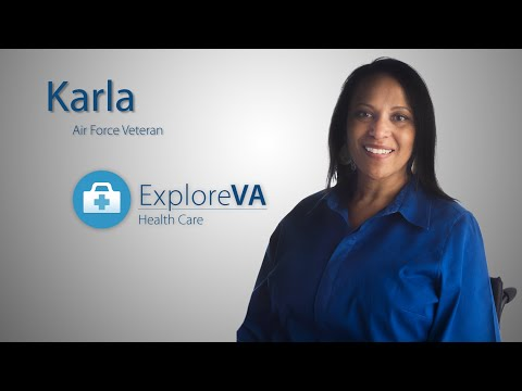 Karla uses VA health care to live independently with multiple sclerosis.