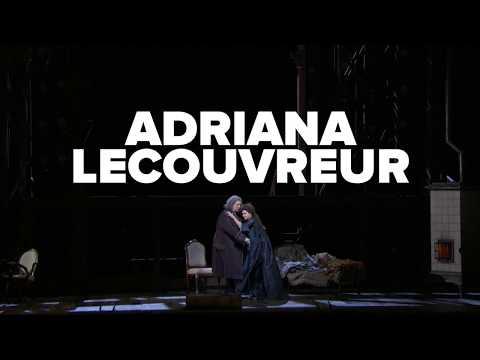 ADRIANA LECOUVREUR en direct du Met Opera - Bande annonce