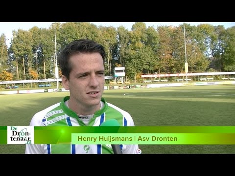 VIDEO | Henry Huijsmans over Flevo Boys - Asv Dronten