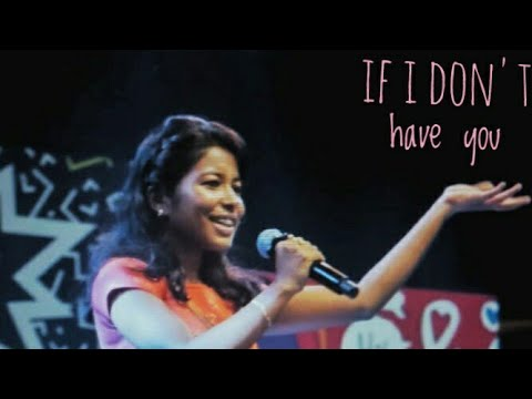 I have nothing (live performance during Palash national fest 2018)