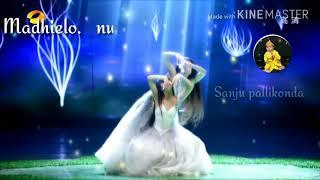Telugu . Supper wonderful heart touching love song  gadichindi oka roje  kalisindi oka roje