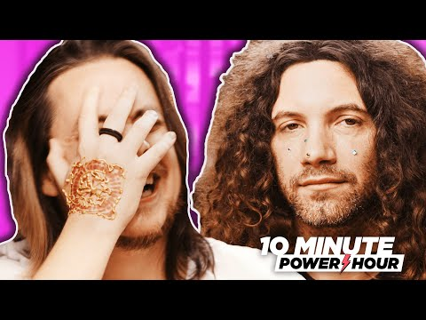 Fake Henna NIGHTMARE - Ten Minute Power Hour