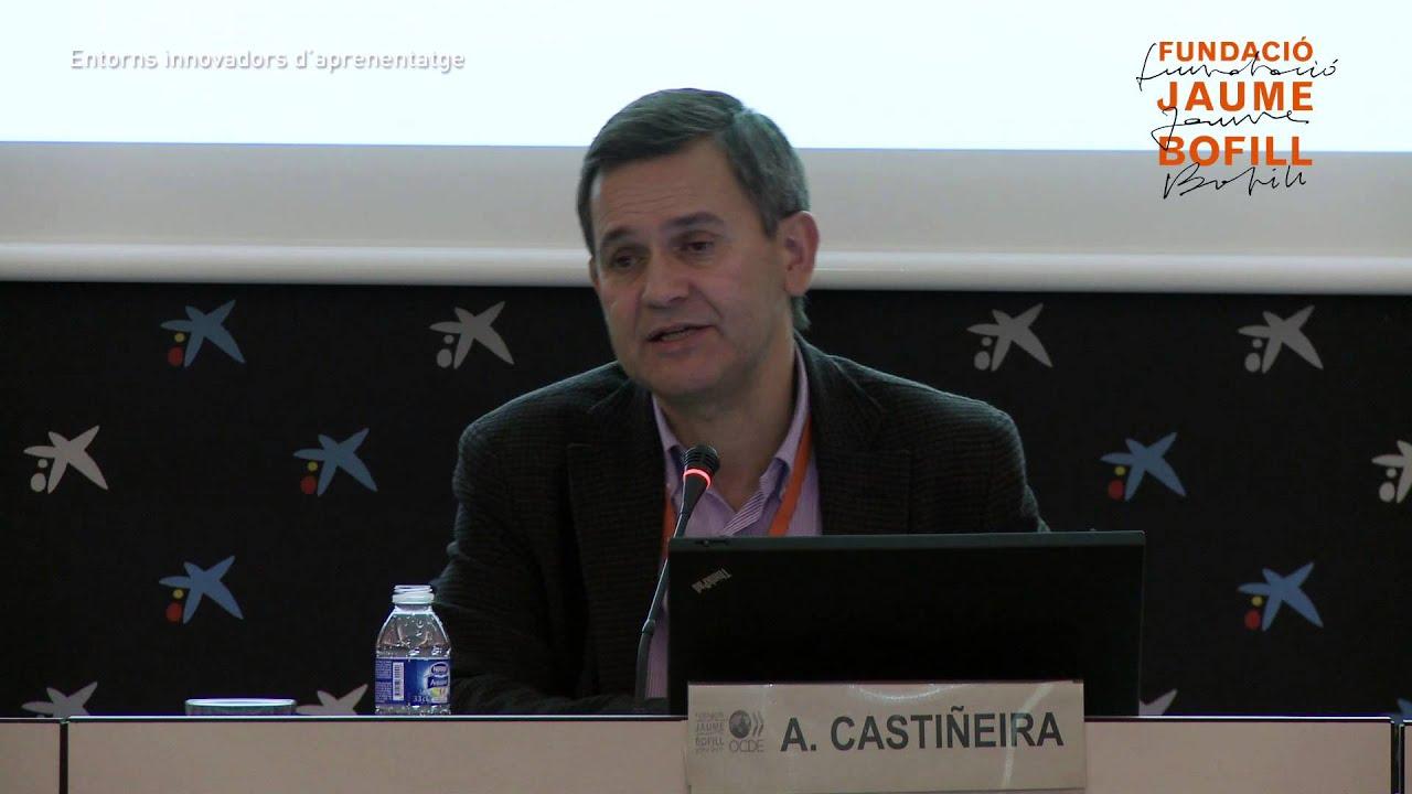 """Conferència: """"Les fonts del lideratge social"""", per Àngel Castiñeira"""