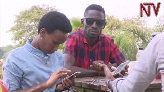 Engeri Barbara Itungo gyazimbye Bobi Wine