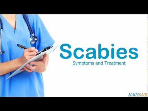 Video Scabies ¦ Treatment and Symptoms