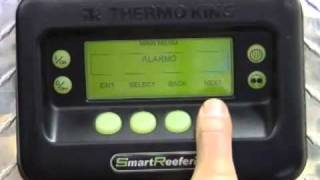 Thermo King - SR-2 Spectrum Driver Operation - Spanish - Part 2 Of 2
