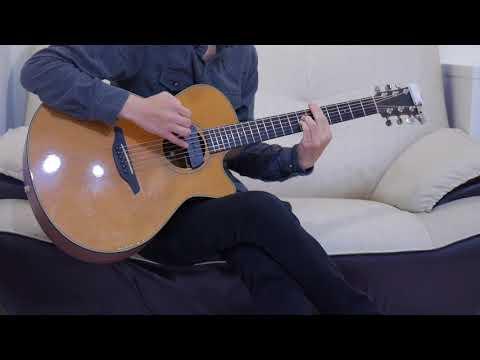 周杰倫 - 不愛我就拉倒 (acoustic guitar solo)