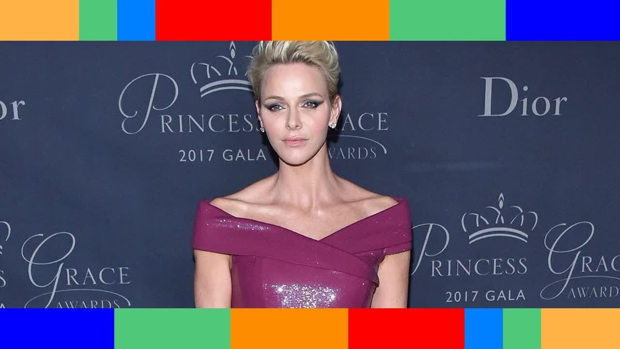 Charlène de Monaco encore amaigrie  ce nouveau cliché qui inquiète partagé par la princesse