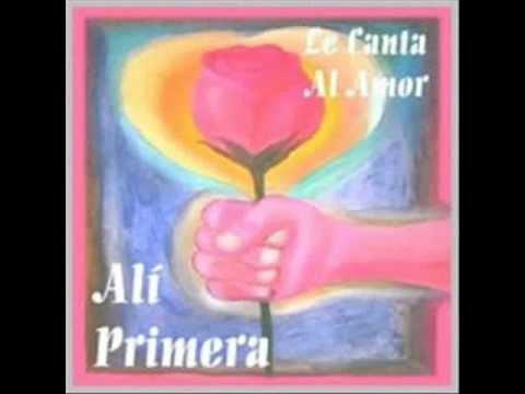 Cuando Llueve Llora El Sol - Ali Primera (Video)