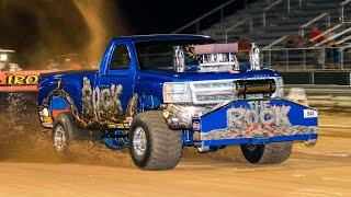 Modified 4x4 Trucks Pulling At Benson NC June 1 2018
