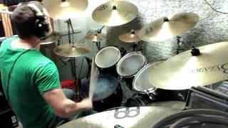 Children Of Bodom - Smile pretty for the devil (drum cover)