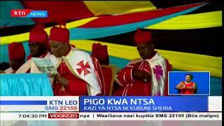 NTSA haitasimamia tena usalama barabarani baadaya agizo la Rais Uhuru Kenyatta