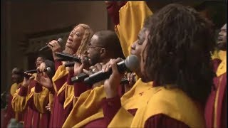 8 Hours Of Gospel Music At West Angeles COGIC!