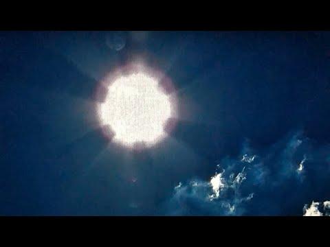 De zon is NIET