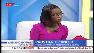 Understanding prostate cancer: Dr Catherine Nyongesa