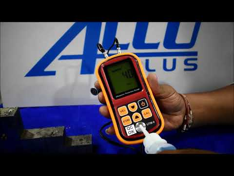 Digital Ultrasonic Thickness Gauge UTM-9