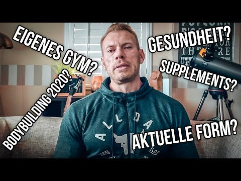 Download 10 Frage an Bodybuilding Legende Dennis Wolf Mp4 HD Video and MP3