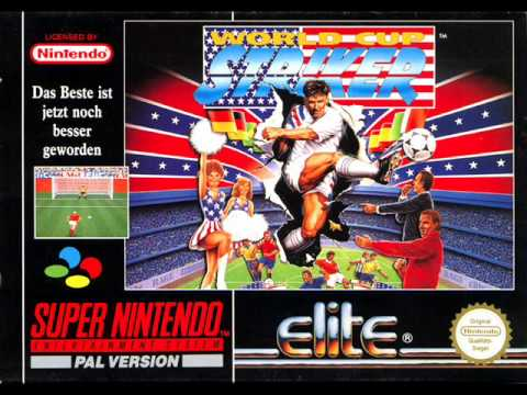 striker super nes