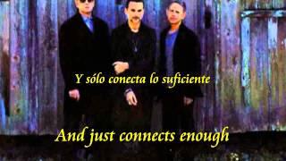 Depeche Mode - My Little Universe (Subtitulos Inglés-Español)