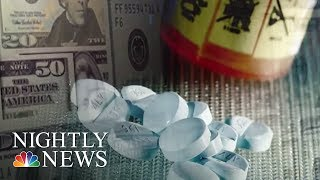 Report shows ties between opioid makers and patient groups | NBC Nightly News