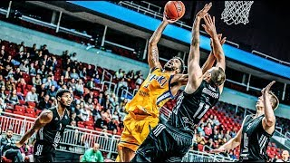 VEF vs Khimki Highlights Oct 9, 2017