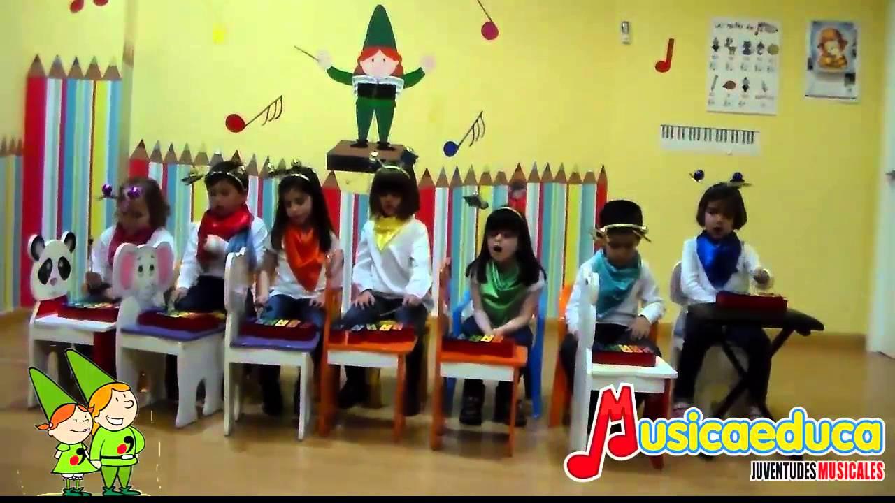 Campanitas del lugar - Grupo de alumnos de  Musizón 3  - Sinfonía  Musical -  Bailén