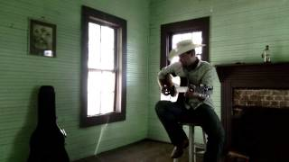 What She's Doing Now- Garth Brooks cover - Old House Session with Eric Welford