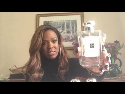 My Top 3 Favorite Jo Malone fragrances