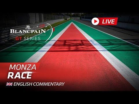 MAIN RACE  - MONZA - Blancpain GT Series Endurance 2019 - ENGLISH