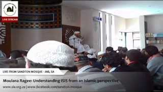preview picture of video 'Jumuah lecture: Moulana Ragee'