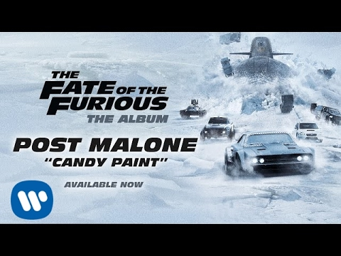 Post Malone – Candy Paint (The Fate of the Furious: The Album) [OFFICIAL AUDIO]