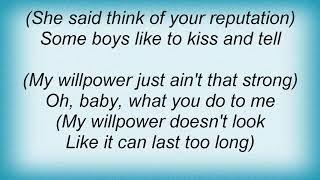 The Cookies - Will Power Lyrics