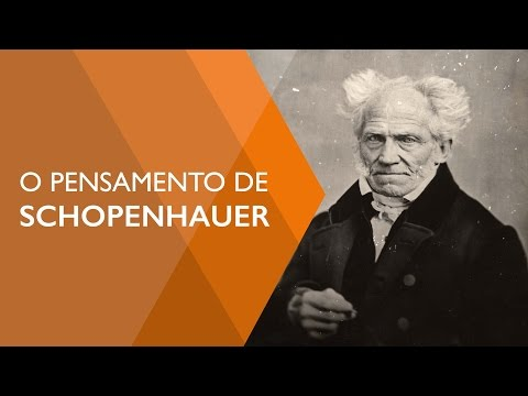 O Pensamento de Schopenhauer   Curta! Academia