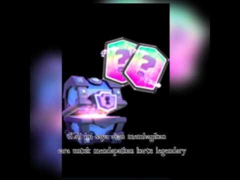 Video Cara mendapatkan kartu legendary di clash royale