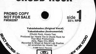Chubb Rock -Yabadabadoo (Instrumental) Melô dos Flintstones