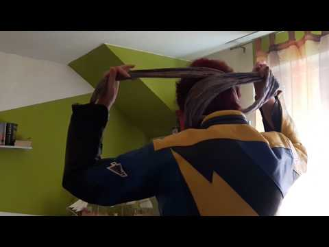 Tuch binden Gesichtsschutz im Motorrad Helm- Kurzanleitung | Tutorial Anfänger 🏍