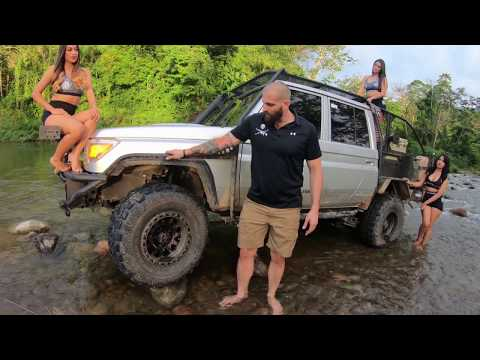 Method Race Wheels & Interco Tires on the Overland Land Cruiser