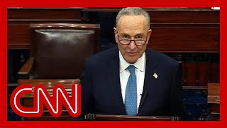Schumer: Sad that accepting election result is an act of courage