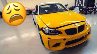 MY BMW M2 BUILD IS A NIGHTMARE! *ALEX CHOI VLOG*