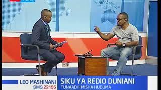 Tunahudunisha siku ya huduma za redio duniani: Leo Mashinani