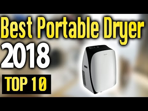Best Portable Dryer 2018 🔥 TOP 10 🔥