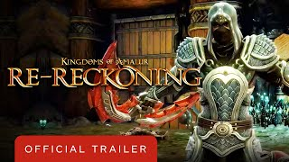 Kingdoms of Amalur: Re-Reckoning - Nintendo Switch Official Announcement Trailer by GameTrailers