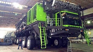 BIGGEST MACHINES YOUVE EVER SEEN