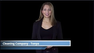 Cleaning Services - Tonya
