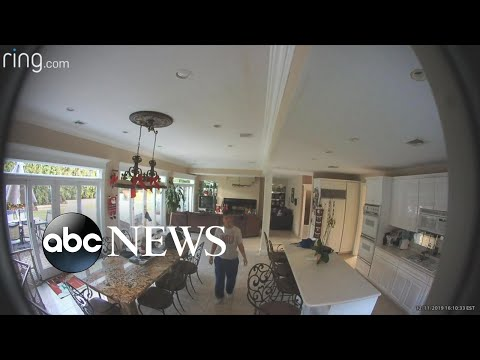 Hackers tap into home security cameras and livestream to hundreds | ABC News